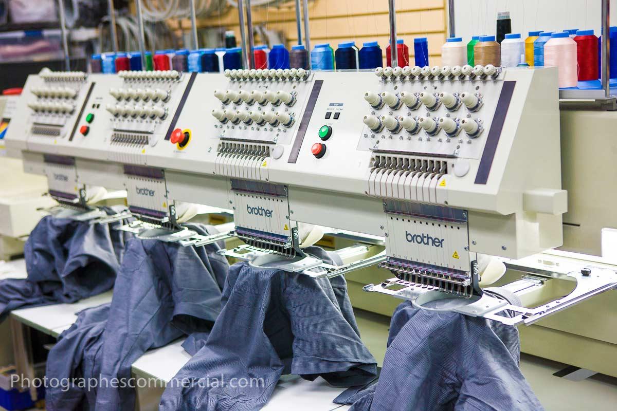 Photo en usine par Photographescommercial.com