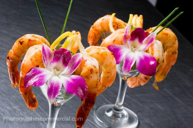 Photo corporative pour produit culinaire