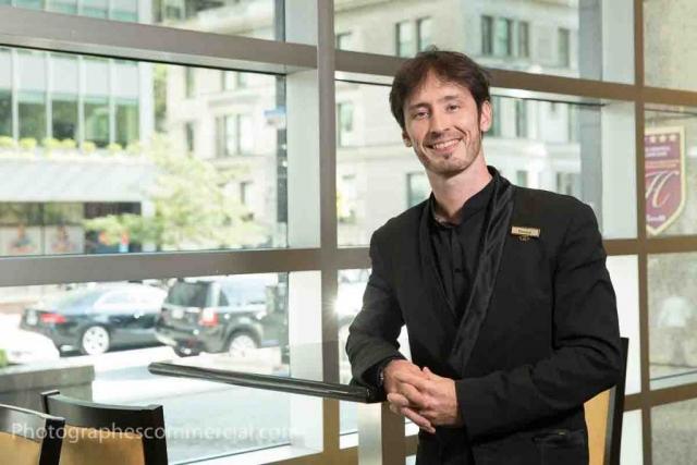 Photographe portrait corporatif à Montréal