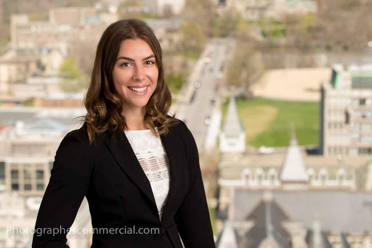 Photo portrait corporatif lifestyle Montréal