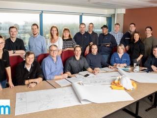 Photographe portrait d'équipe Montréal pour la STM